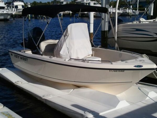 Picture of 17.5' Key West Center Console Boat