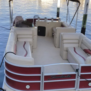 23 foot Sweetwater Pontoon