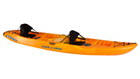 Orange Ocean Kayak, Malibu Two XL, Double Kayak